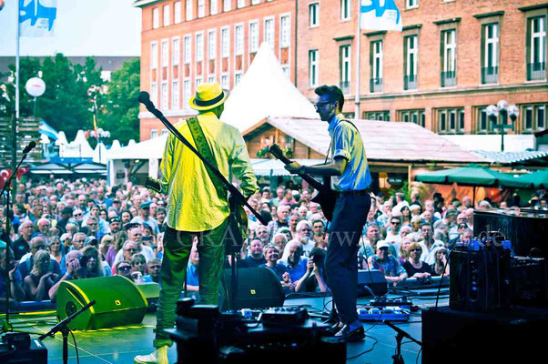 6. KielerWocheBluesNacht – 19.06.2017 – Rathausbühne Kiel