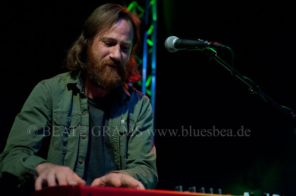 Adam Eckersley Band – Albatros Bordesholm, 28.09.2016