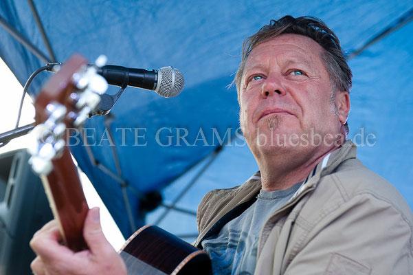 Richie Arndt Acoustic Band mit Gregor Hilden - Boogie-, Blues- und Folknächte in Hohwacht