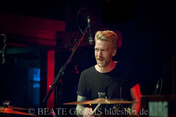 Henrik Freischlader Band - 28.10.2018 Räucherei Kiel