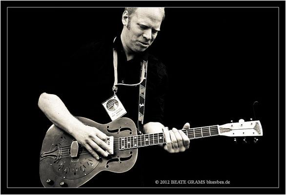 Michael van Merwyk & Bluesoul - 23. Bluesfestival Eutin 2012