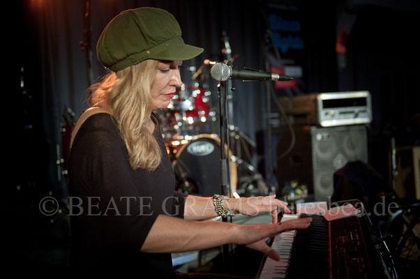 Cat Baloun & Nina T Davis (USA/D), Sasel-Haus Hamburg, 29.10.16