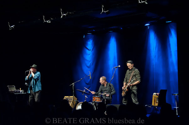 Abi Wallenstein & BluesCulture - 27.12.2018 Kulturforum Kiel