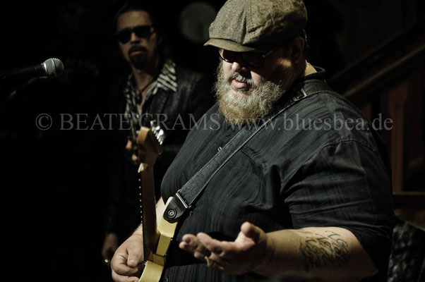 Nick Moss Band (USA) - Challenge Festival Eutin 2017