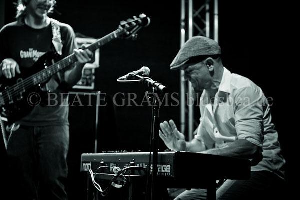 Tim Austin Mitchell Band, German Blues Challenge & German Blues Awards