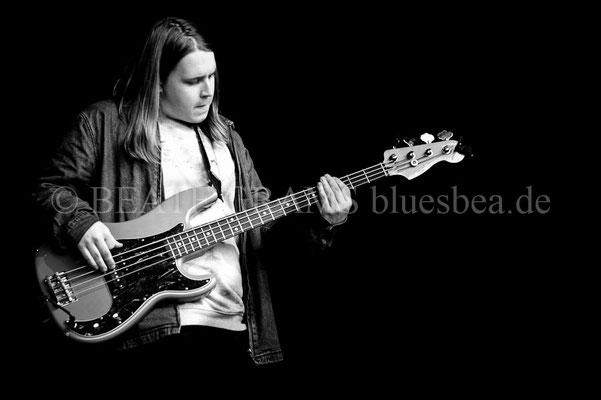 Marcus Løvdal Band - BluesBalticaEutin, 05.2015