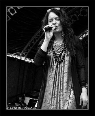 Rita Engedalen & Margit Bakken - 21. Bluesfestival Eutin