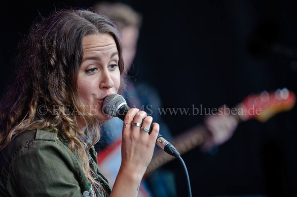 Ida Bang and Blue Tears - 28. BluesBaltica/Bluesfest Eutin 2017