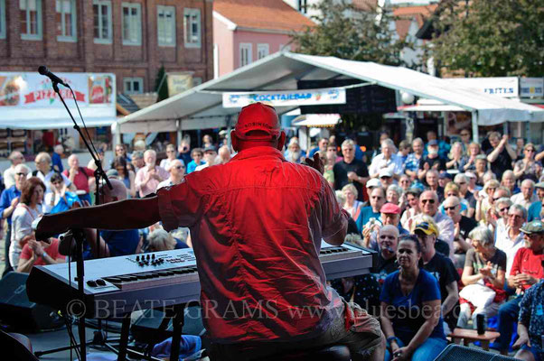 Georg Schroeter & Marc Breitfelder and Friends - 28. BluesBaltica/Bluesfest Eutin 2017