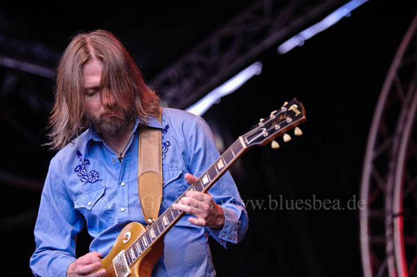 Steepwater Band (USA) - 28. BluesBaltica/Bluesfest Eutin 2017