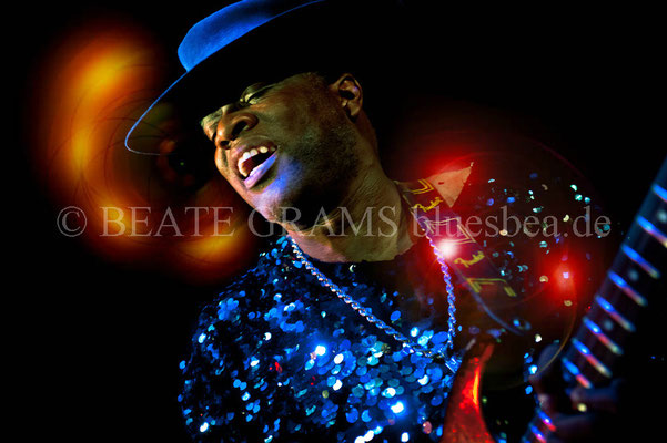 Carvin Jones - Savoy Bordesholm, 14.11.2015
