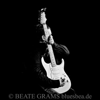 Danny Bryant Band (UK) - 29. BluesBaltica/Bluesfest Eutin 21.05.2018