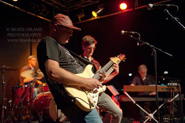 Blues Too - Kieler Blues Nacht - 24.09.2016