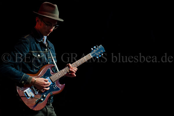 Kalle Reuter, BluesBaltica Eutin 2016