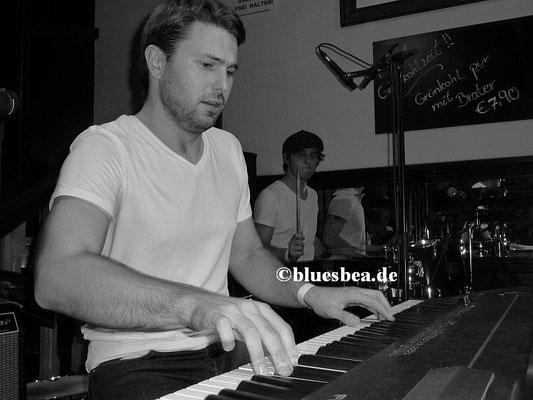 Boogie Boys Trio / Quartett aus Polen - GBC, 29. Oktober 2011 Eutin