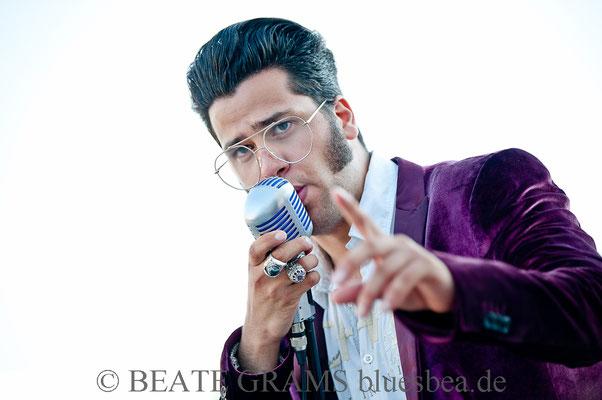 The Bluesanovas - BBFN 2018 Hohwacht, Strandhotel