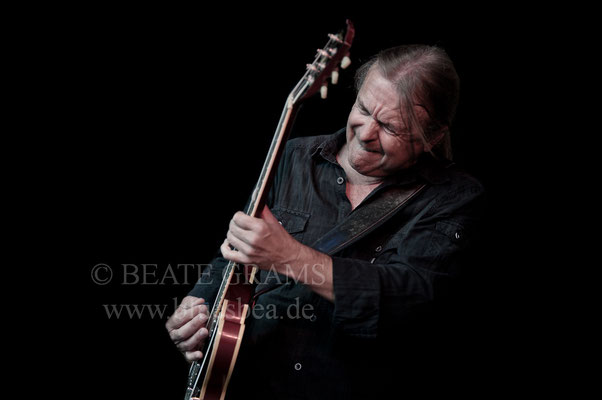 Andy Egert Blues Band - 28. BluesBaltica/Bluesfest Eutin 2017