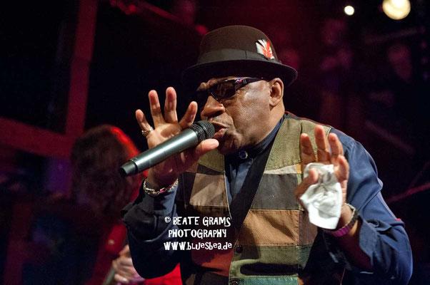 John Lee Hooker jr. - 24.02.2017, Kiel Räucherei - 19. Int. Bluesfestival Kiel