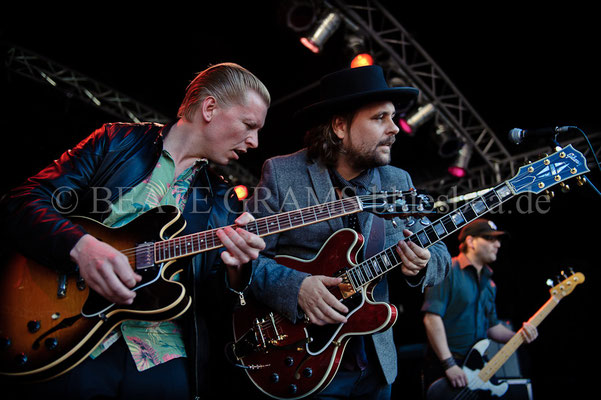 The Blues Overdrive - BluesBalticaEutin, 05.2015