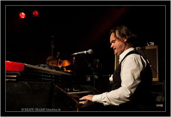 The Kai Strauss Band - 11. November, Kiel Räucherei