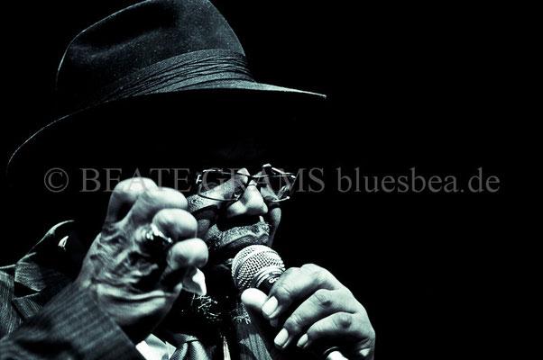 Cash Box Kings - Oscar Wilson -  BluesBalticaEutin, 05.2015