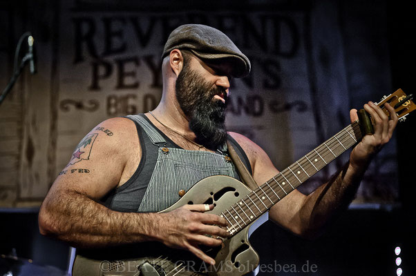 The Reverend Peyton's Big Damn Band - Räucherei Kiel - 07. 09.2018