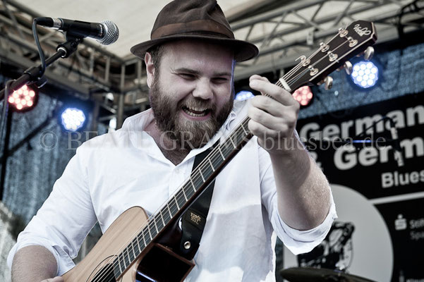 Wellbad, German Blues Challenge & German Blues Awards