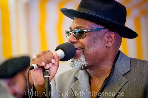 Big Daddy Wilson & Band - BBFN 2018 Hohwacht, Hotel Seeschlößchen