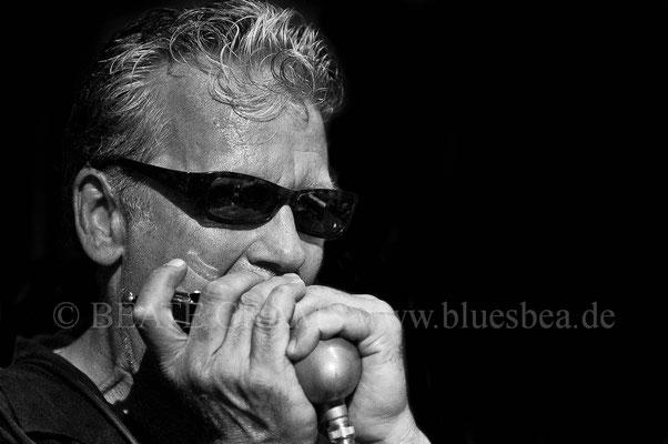 Mitch Kashmar's Blues & Boogie Kings (USA/D) - Challenge Festival 2017 Eutin