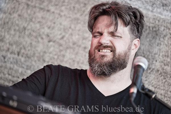 Blues Bones - Challenge Festival Eutin - 29.06.2018
