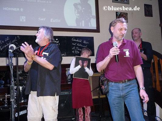 Horst-Dieter Fischer, Barbara Bloch, Helge Nickel