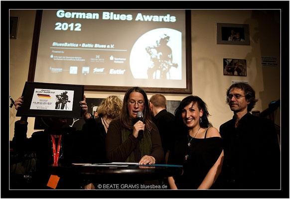 "2 Preisträger Tonträger - ""Brand New Ride"" (Jessy Martens & Band)"