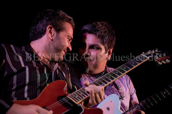 Sean Carney & Jonn Del Toro Richardson - 10. Oktober 2013, Savoy Bordesholm