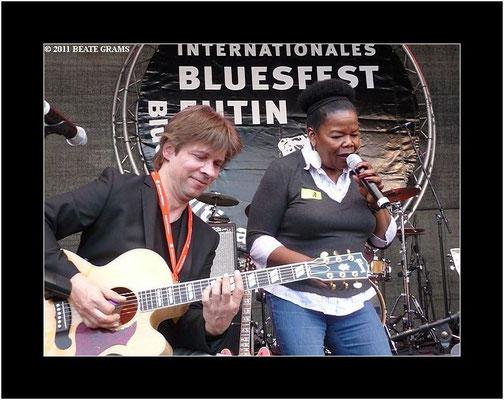 Richie Arndt & Gregor Hilden - 22. Bluesfestival Eutin 22.05.2011