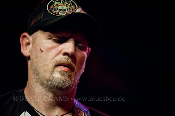 Jimmy  Cornett  & The Deadmen - Räucherei Kiel, 29. September 2017