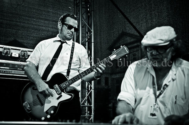 Red Fox Bluesband, German Blues Challenge & German Blues Awards