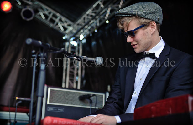 The Blueskollektivet - BluesBalticaEutin, 05.2015
