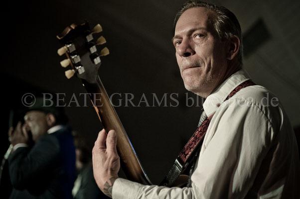 Keith Dunn Band (USA/D), Sasel-Haus Hamburg, 28.10.16