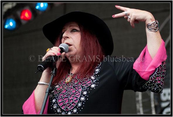 Nina van Horn & Band - 24. BluesBaltica/Bluesfestival Eutin 2013