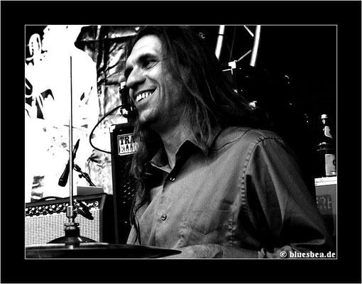 Bryan Lee Blues Power Band - 22. Bluesfestival Eutin 19.05.2011