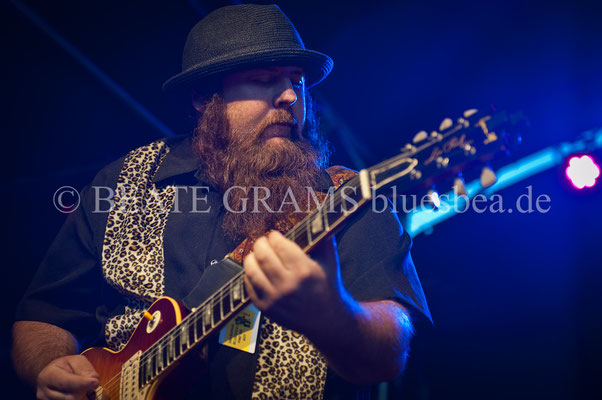 Mississippi Bigfoot - BluesBalticaEutin, Mai 2016