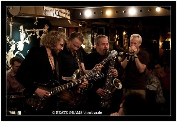 Easter Blues Nights Hamburg - 31. März 2013, Cotton Club