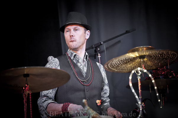 The Mojo Makers - 29.03.2019 Savoy Bordesholm