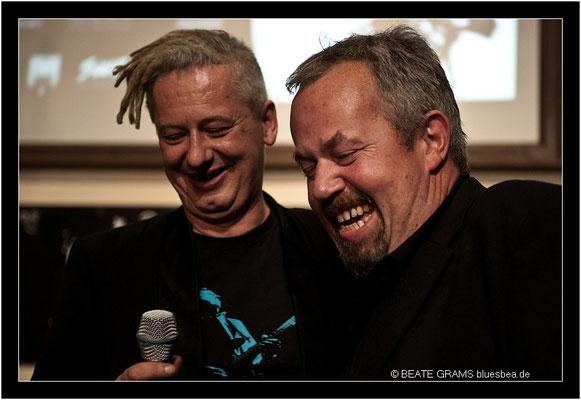 2 Marc Breitfelder, Tommy Schneller