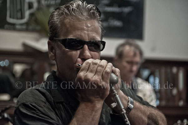 Mitch Kashmar's Blues & Boogie Kings (USA/D) - Challenge Festival 2017 Eutin