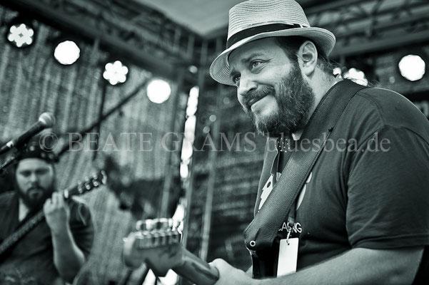 Kilborn Alley Blues Band, German Blues Challenge & German Blues Awards