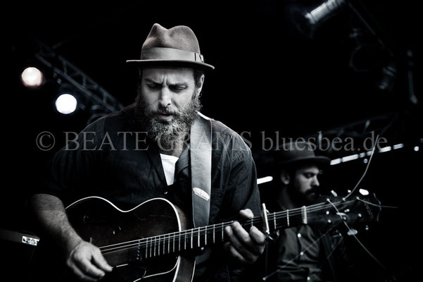 Big Creek Slim & The Cockroaches - BluesBalticaEutin, 05.2015