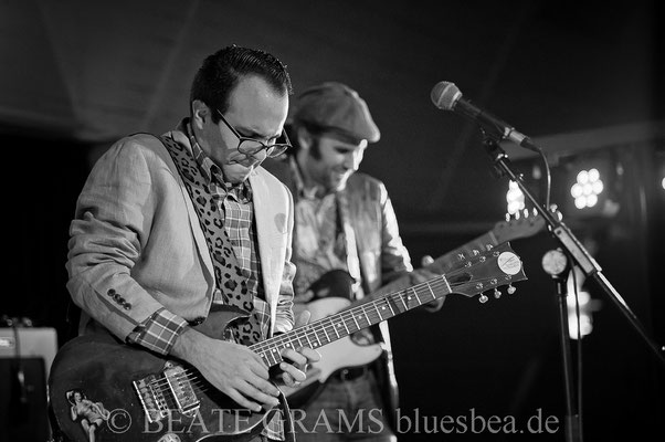 Dany De Vita & Friends - HamburgBluesNights 2018