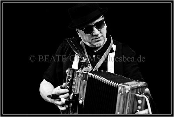 Cajun Roosters - 24. BluesBaltica/Bluesfestival Eutin 2013