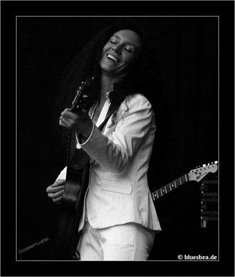 Magda Piskorczyk - 22. Bluesfestival Eutin 21.05.2011